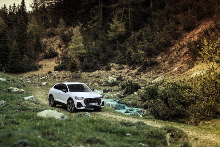 Audi Q3 e-Hybrid