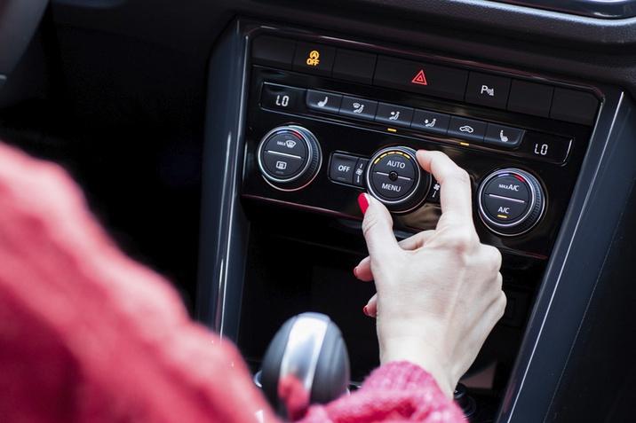 Klimaanlage VW